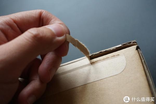 外包装直接撕下,非常方便