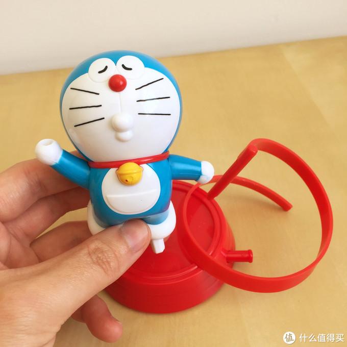 玩具测评丨KFC肯德基2017年哆啦a梦活力运动会