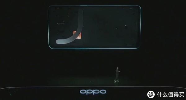 OPPO Reno 855版拆解—升降结构揭露
