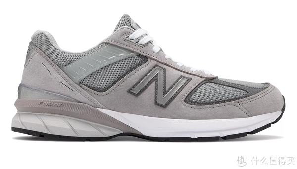 """""""美产""""""""总统慢跑鞋""""——New Balance 990v4 开箱"""