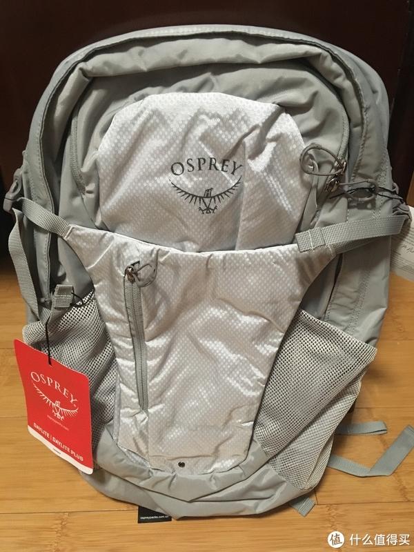 """适合日常出门的好背包:""""OSPREY 日光+""""晒单及两年使用感受"""