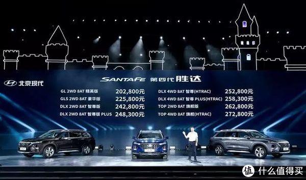 第四代胜达:六座SUV卖四座价,疯狂送配置