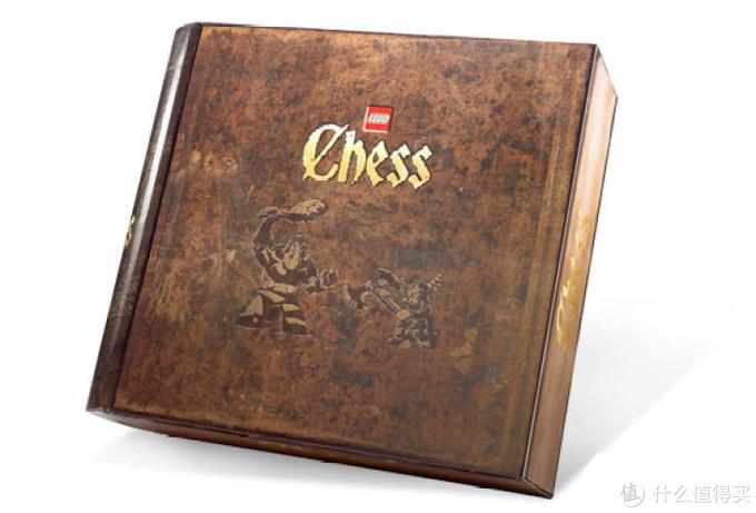852293 Castle Giant Chess Set(城堡大型国际象棋)