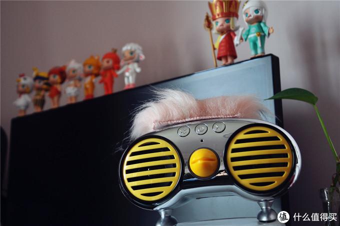 """就把音乐交给这只小""""鸡""""(没有吧)---京选 X WooHoo鸡潮玩音箱体验"""