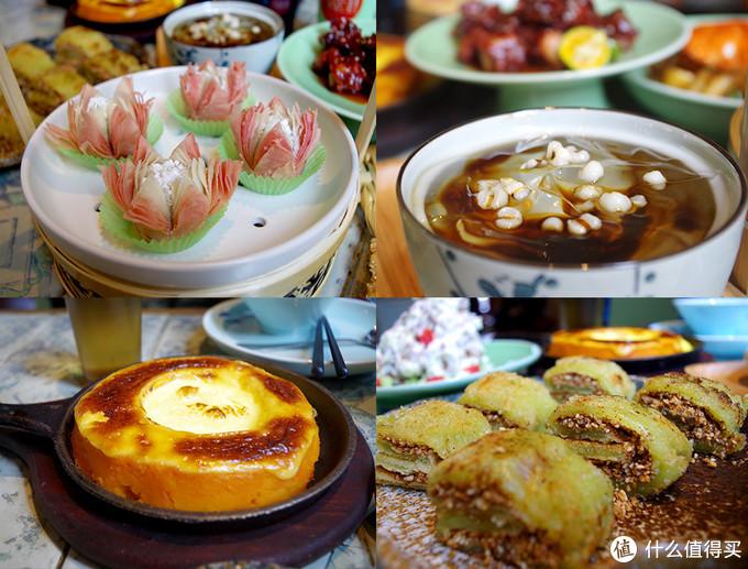中国美食地图,打卡国内32座城市的经典特色美食!