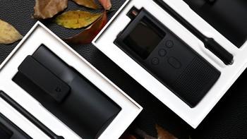 米家对讲机1S开箱展示(包装|主机|天线|背夹)