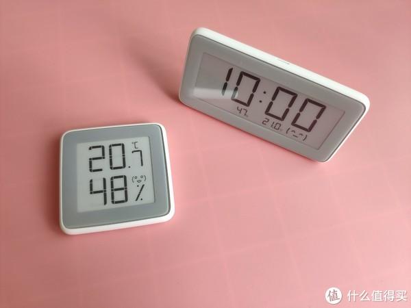 智能联动的米家温湿检测电子表,售价79元值不值得买?