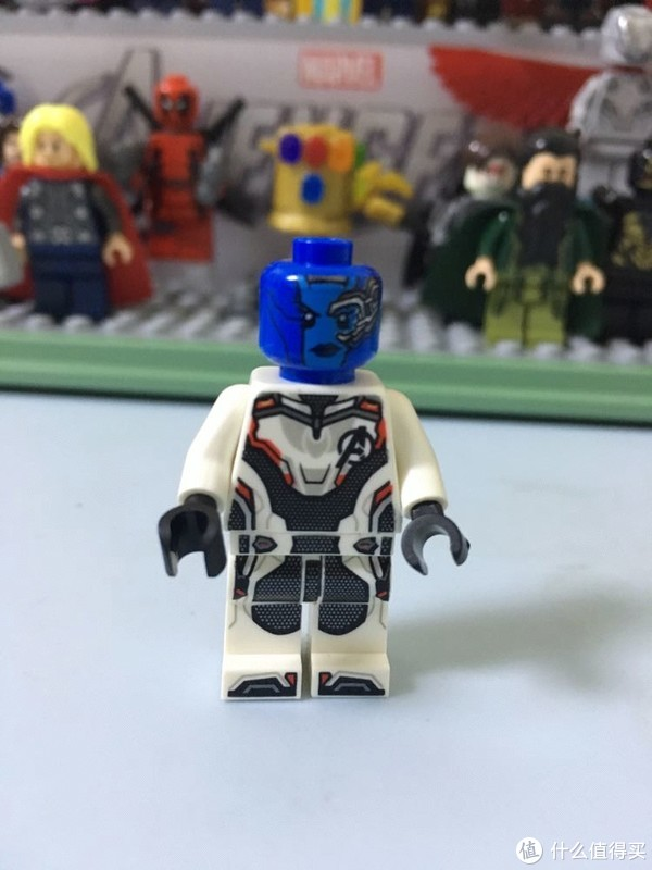 小小拼砌包的剧透—LEGO乐高30452钢铁侠评测
