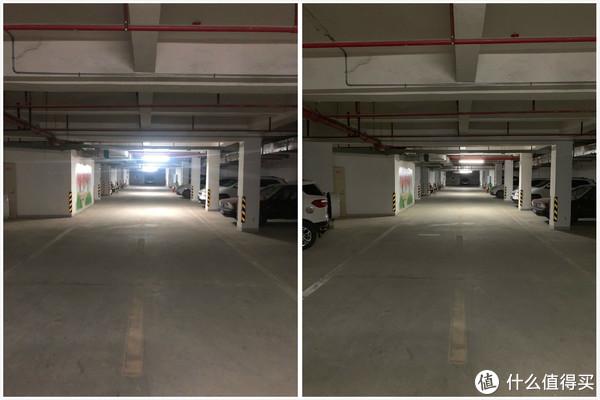 暗光环境样张对比(1X,左iPhone X 右iPhone XS Max)