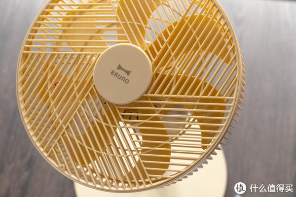 夏日吹来森林的清风——Bruno复古智能空气循环扇开箱简测
