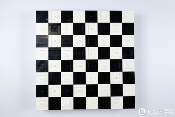 完整的棋板
