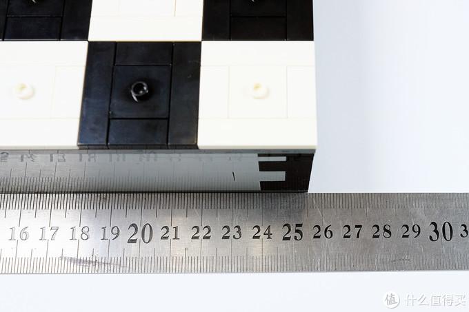 棋盘的宽度,棋盘是正方形的哈