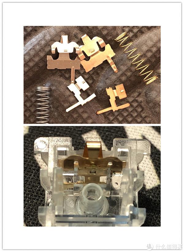 小白玩键盘之机械轴