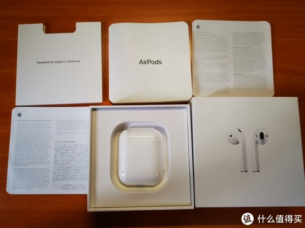 airpods二代开箱和安卓体验