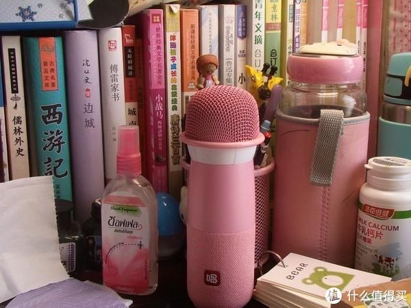 无线K歌 唱吧G1电容式喇叭麦克风