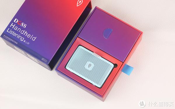 体验最聪明的智能小音箱,DOSS掌上听让你意想不到