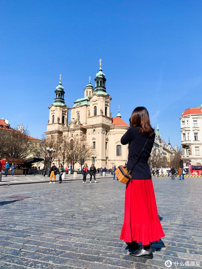 春之布拉格