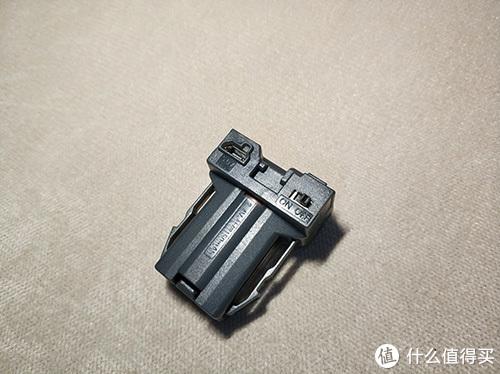 集成式充电电池