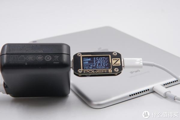 iPad mini 5 USB PD充电兼容性测试