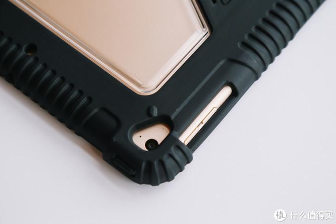 85块钱的性价比之选:耐尔金 iPad防摔保护套