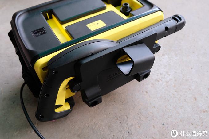 Karcher卡赫 K2插电版洗车机对比威克士无线洗车机体验