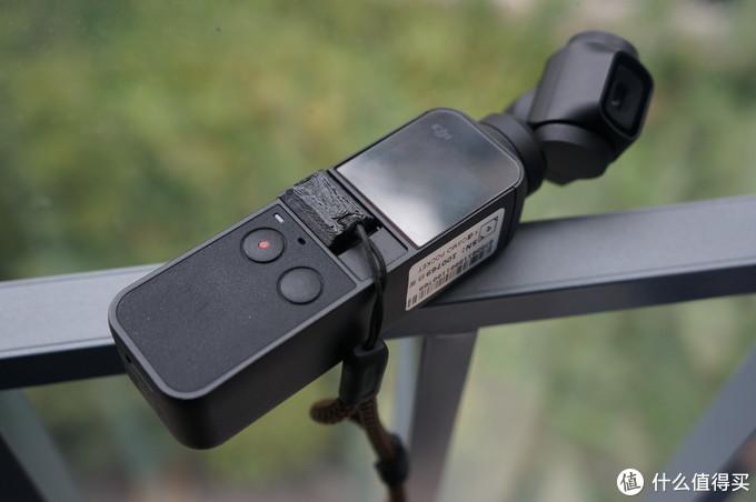 直接装在osmo pocket的手机接口位置