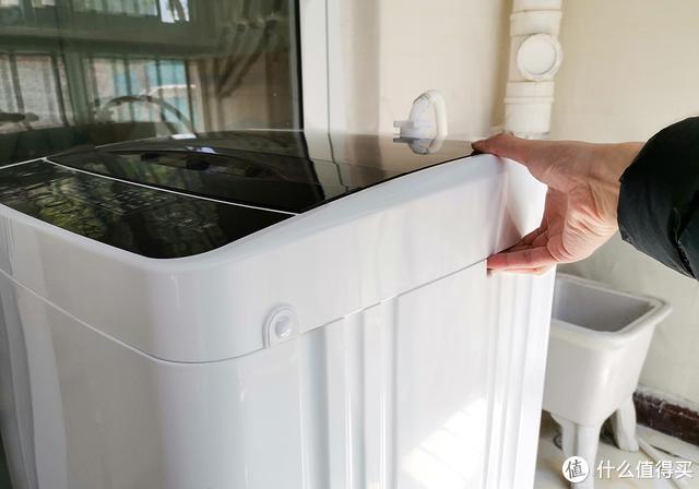 有品上架新款洗衣机,5kg容量,还有水回收功能仅799元