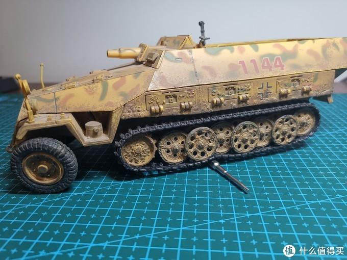 FOV 1:32 Sd.kfz. 251/9 半履带装甲车