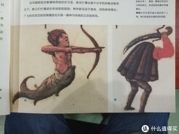 图书馆猿の2019读书计划26:《怪物考:中世纪幻想艺术图文志》