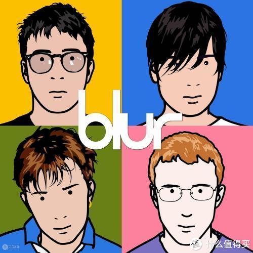 blur的精选专辑封面