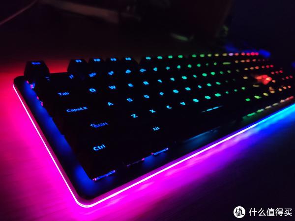 万物皆可RGB,996时候办公室最靓的仔-达尔优EK925使用体验