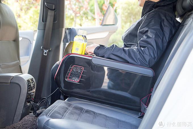 看抖音买的第103件好物-英得尔铂爵车载冰箱体验