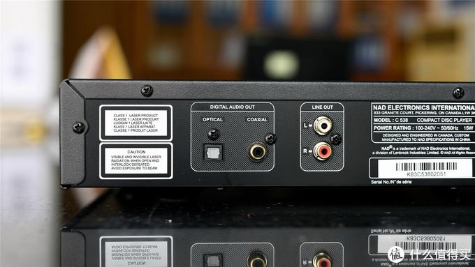 """一套功能超多的""""混合型""""HiFi系统——NAD C538+C328使用分享"""