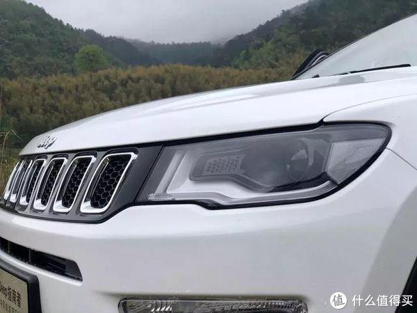 试全新Jeep指南者:四缸发动机诠释多快好省