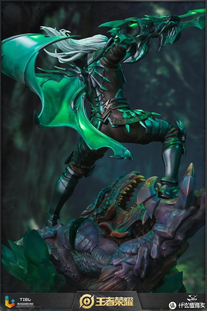 重返游戏:DAMTOYS《王者荣耀》兰陵王暗隐猎兽者公开!