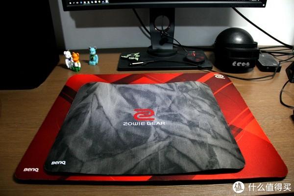 ZOWIE GEAR红色特别版的鼠标垫 G-SR-SE