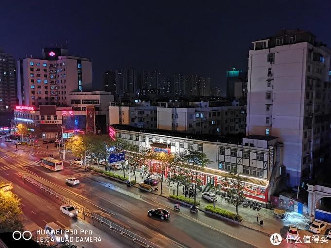 p30pro 27mm 夜景模式