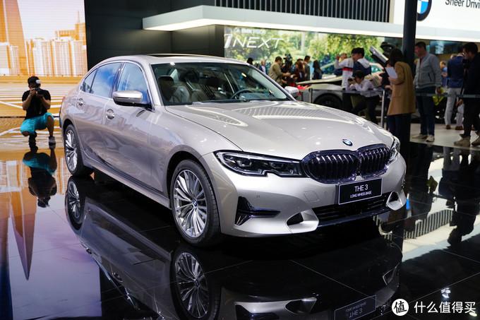 新车速递:焕然一新 全新一代宝马3系正式在上海车展亮相