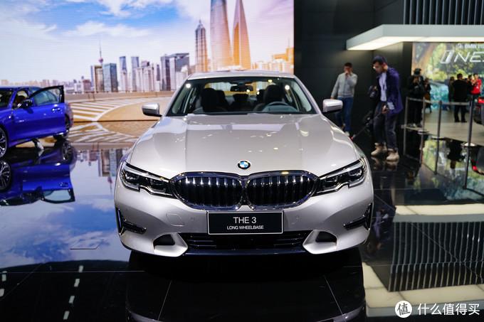 新车速递:焕然一新 全新一代宝马3系正式在上海车展亮相这代3系真的好长