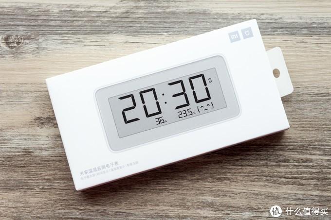 小米生态链用户的又一个必备配件,可以准确检测室内温度与湿度