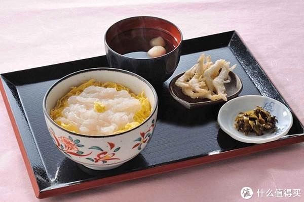 白虾刺身盖饭