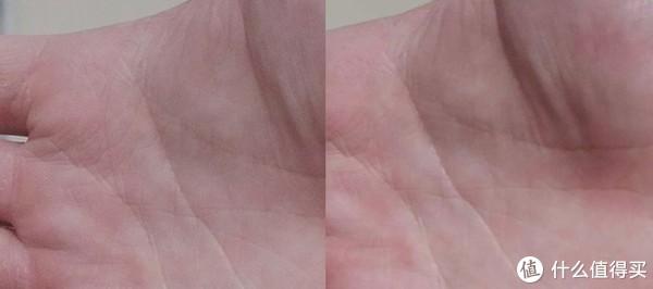 10bit(左)与8bit(右)对比(图片来自网络)