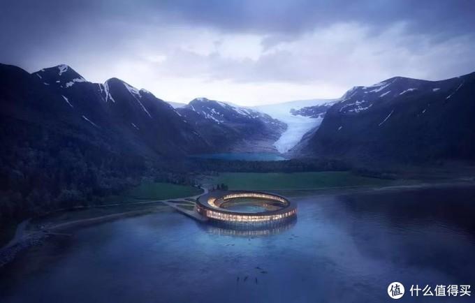 在惊涛骇浪中吃饭?欧洲首个水下餐厅刚刚在挪威开业,就有7000人抢着去!