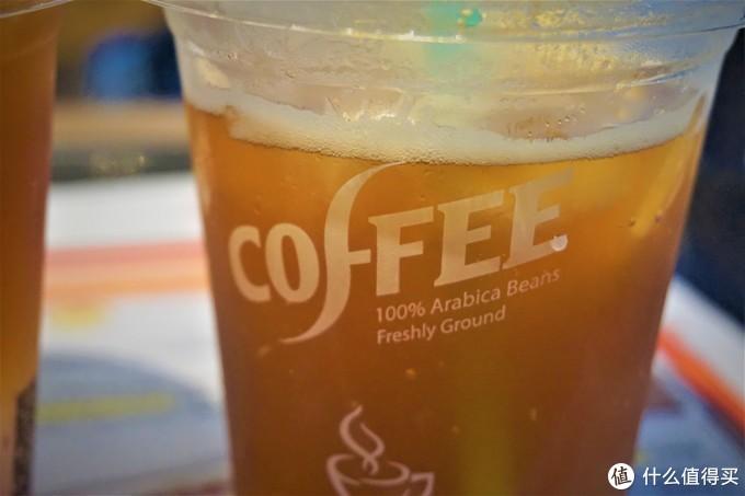 真的很难个吗?肯德基西柚/柠檬咖啡气泡水试喝