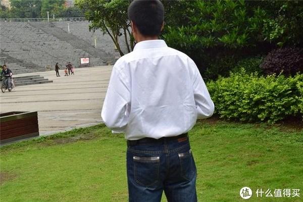 """衬衫也有""""黑科技""""!小米有品90分三防免烫全棉衬衫体验"""