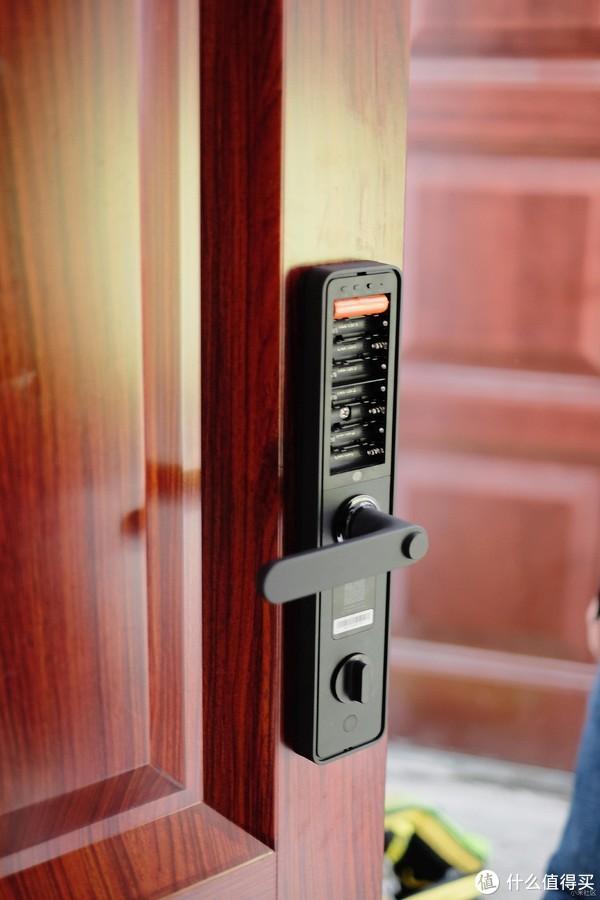 【米家锁霸王锁版体验】—开启无钥匙时代