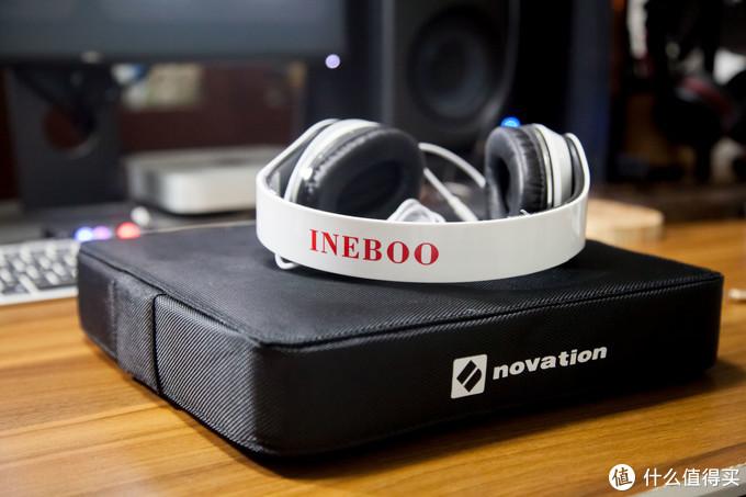 电音神器!DJ利器!Novation 诺维逊 Launchpad Pro打击垫开箱评测