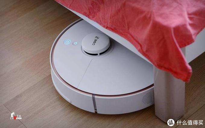 开空净发现PM2.5飙升,弄个扫地机好多了,还能区分房间清扫——360扫地机S7体验与分享