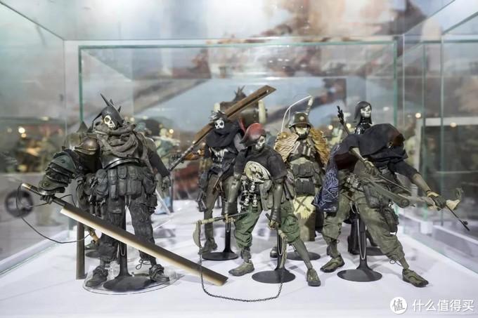 玩模总动员:threezero & 3A 上海潮流玩具展回顾