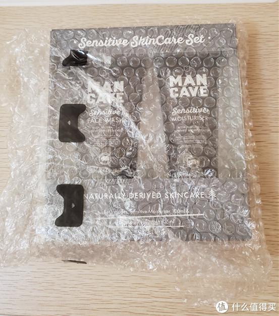 春夏的男人味-MANCAVE曼凯夫 男士专属水活净润护肤套装